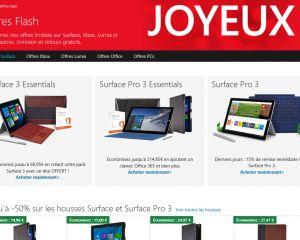 [MAJ] [Bon plan] Les offres Flash du Microsoft Store jusqu'au 30 novembre 2015