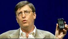 Fini Windows Phone, Bill Gates utilise désormais un smartphone Android