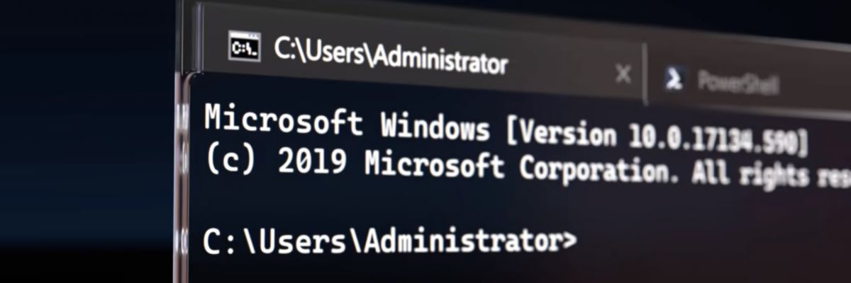 Windows Terminal est disponible en téléchargement (version Beta)