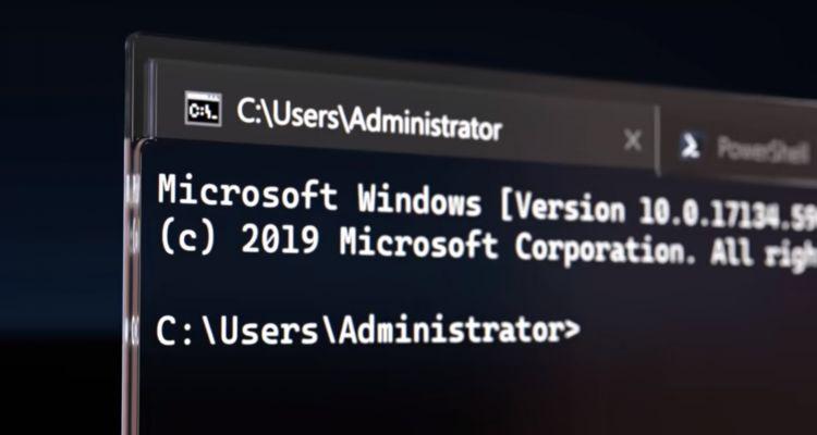 Windows Terminal est disponible en téléchargement (version Beta)