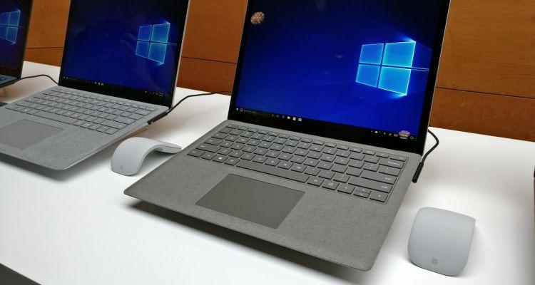 Le Surface Laptop est en précommande sur le Microsoft Store à partir de 1149€