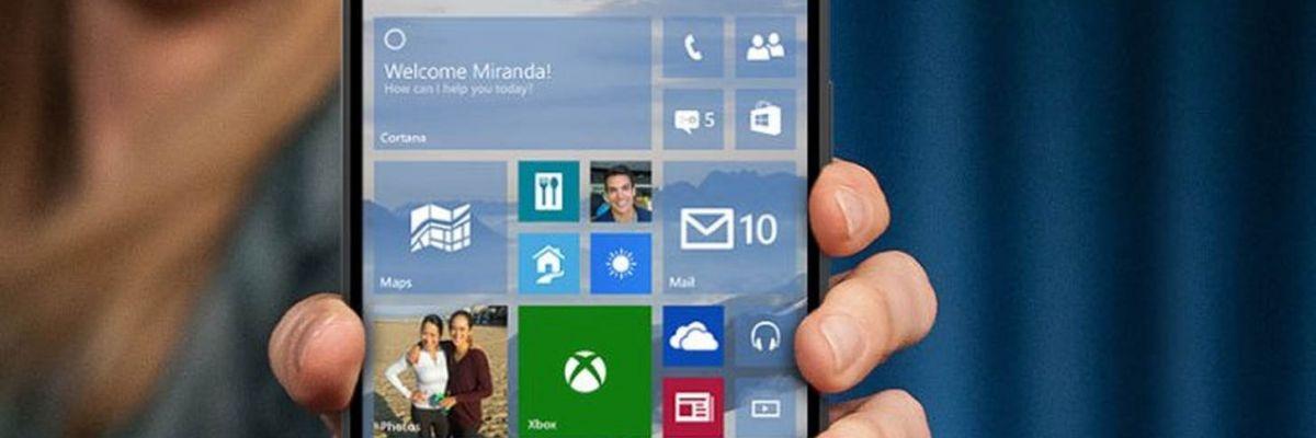 [Rumeur] Windows 10 Mobile et l'annonce du Lumia 850 pour le 12 janvier ?