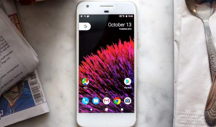 Les Google Pixel font leurs premiers pas en France à partir de 899€