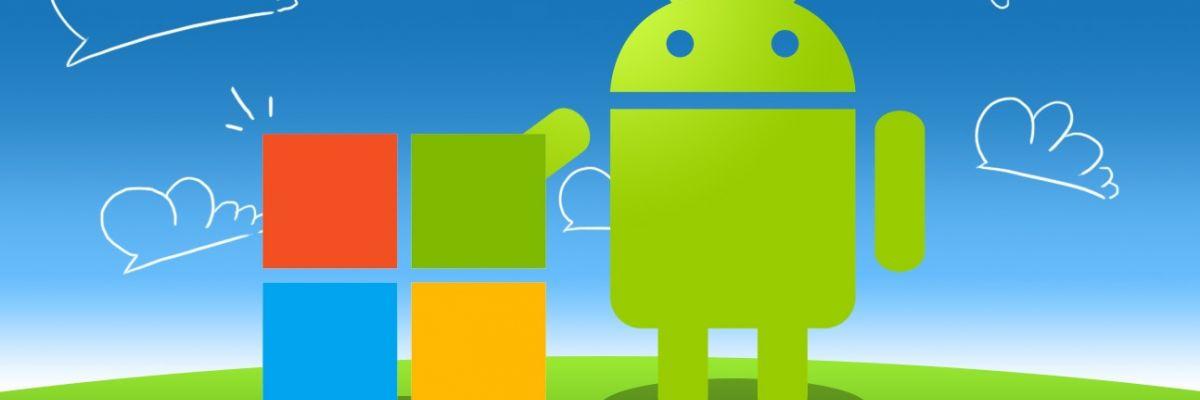 Windows, bientôt dépassé par Android concernant la navigation sur le Web ?