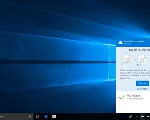 Les fichiers OneDrive sur demande arrivent sur Windows 10 !