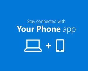 L'application Votre Téléphone apporte les notifications Android sur Windows 10