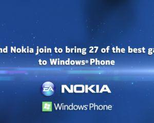 27 des meilleurs jeux EA sur les Windows Phone : Nokia en premier
