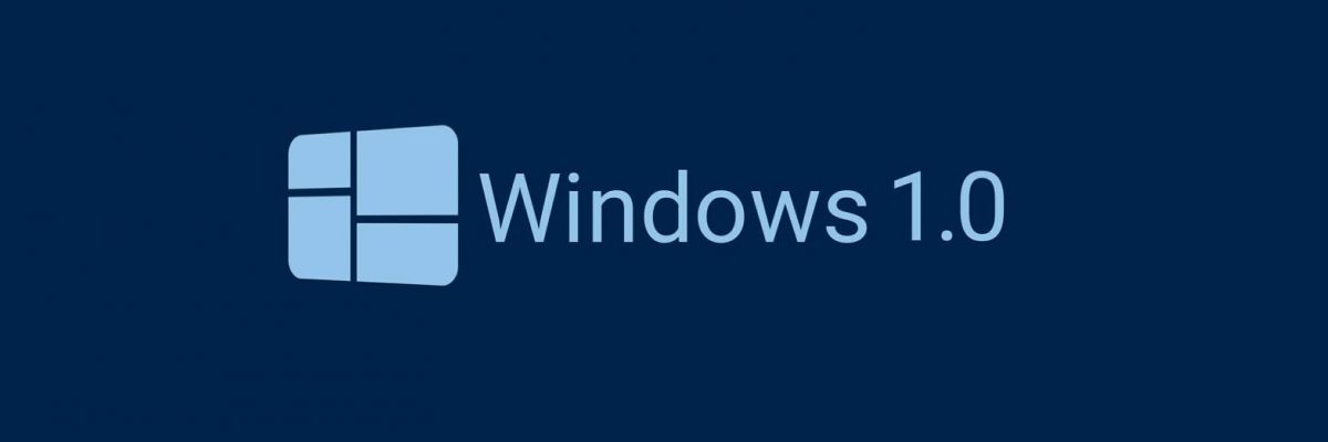 Microsoft tease le tout nouveau « Windows 1.0 » sur ses réseaux sociaux