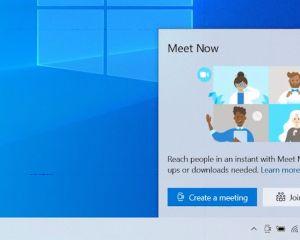 KB4580364 : Meet Now débarque aussi sur les versions 2004 et 20H2 de Windows 10