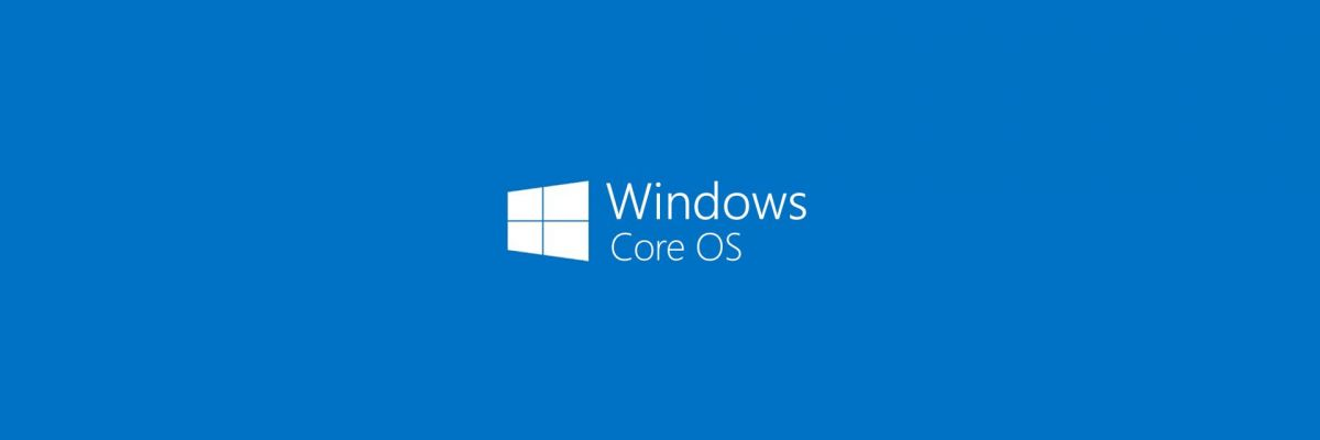 La liste des versions de Windows 10 basées sur Windows Core OS a fuité