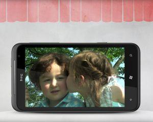 Le HTC Titan possède un écran quasiment parfait