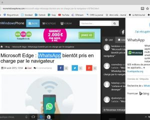 Windows 10 : que vaut Microsoft Edge par rapport à Internet Explorer ?