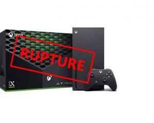 Xbox Series X et Series S : une pénurie jusqu'à 2021 ?