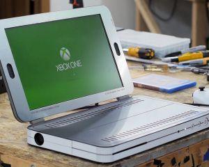 Transformer une Xbox One S en PC portable, c'est possible !