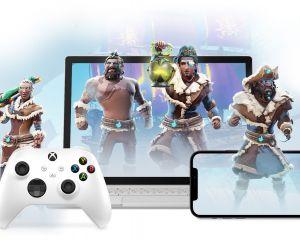 Le Xbox Cloud Gaming est disponible sur PC et iOS