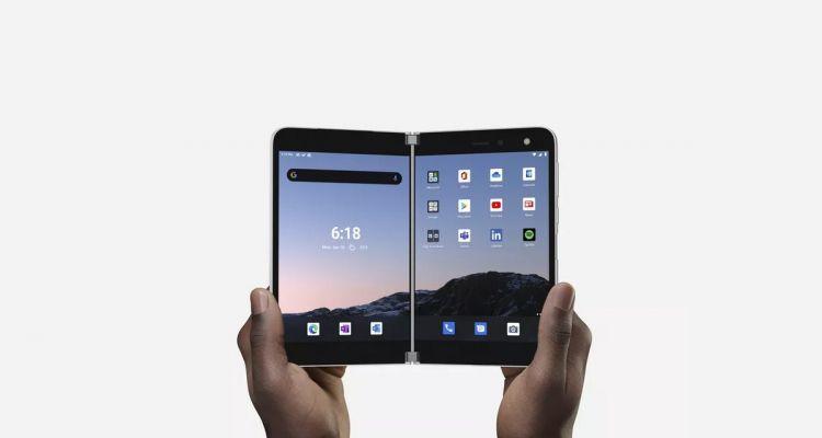 Surface Duo : Microsoft promet 3 ans de mises à jour d'Android