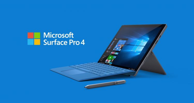 [Ultra bon plan] La Surface Pro 4 bradée à partir de 674€ sur le Microsoft Store
