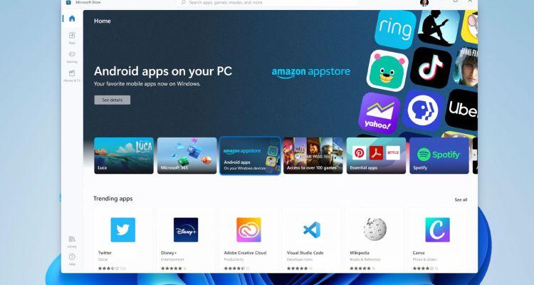 Android sur Windows 11 : l'installation de fichiers APK sera possible... MAIS !