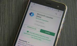 Vous pouvez télécharger Microsoft Launcher 5.10 sur Android