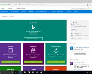 Microsoft Rewards : à quoi ça sert, et comment gagner des points ?