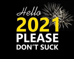 Cher lecteur de MonWindows, je te souhaite une excellente année 2021 !