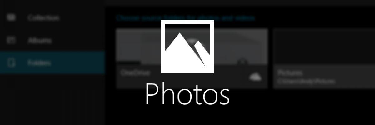 """Microsoft met à jour son application """"Photos"""" sur Windows 10 Mobile"""