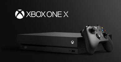 La Xbox One X arrive le 7 novembre prochain pour 499€