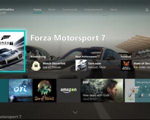 La Fall Creators Update débarque sur Xbox One aujourd'hui !