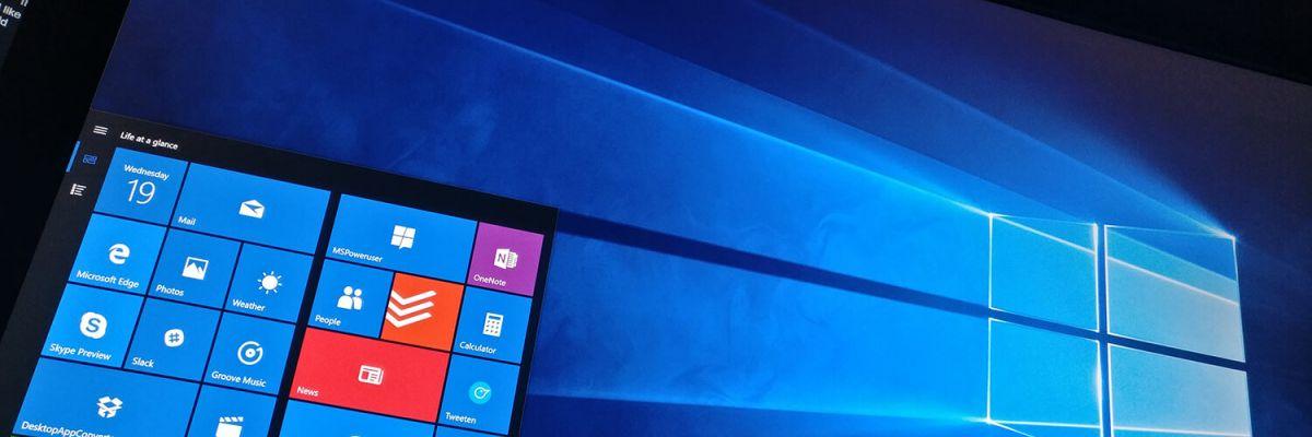 Le Patch Tuesday est disponible sur Windows 10 et Mobile (KB4038788)