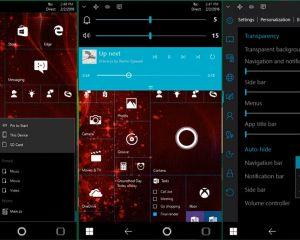 [Concept] Windows 10 Mobile : un nouveau concept avec des bonnes idées dedans
