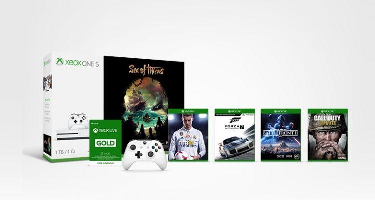 [Bon plan] De nombreuses promos pendant les Xbox Days jusqu'au 9 mai