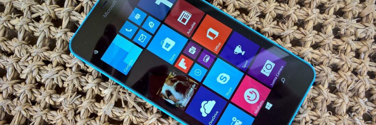 [Bon plan] Le Lumia 640 XL à 155€ + 23€ en bons d'achat chez PriceMinister