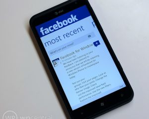 Seconde MAJ mineure de l'application officielle Facebook v2.7