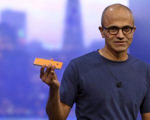 Quel avenir pour la branche mobile pour Microsoft ? Nadella rassure !