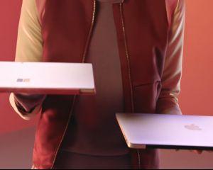 Surface Pro 4 : Microsoft continue de s'acharner sur Apple dans sa dernière pub