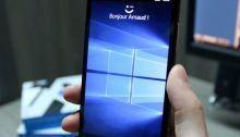 Un capteur d'empreinte digitale intégré à l'écran : nouveau brevet de Microsoft