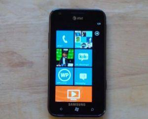 Premières impressions sur le Focus S et comparaison avec les WP7 HTC