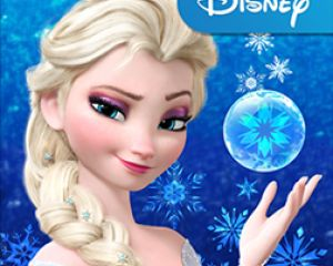 Le dernier Disney, Frozen, s'offre une application sur Windows 8