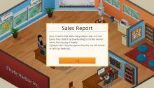 Game Dev Tycoon : un système anti-piratage pédagogique