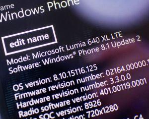 Windows Phone 8.1 GDR2 : d'autres Lumia en profiteront... bientôt