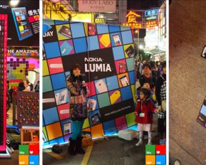 550 coques de Nokia Lumia pour créer un Windows Phone à Hong Kong