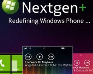 Nouvelle ROM Nextgen+ pour l'HTC HD7 [MAJ]