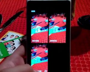 [MAJ] L'application Lumia Camera 5 en vidéo
