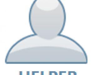 Un nouveau statut fait son apparition sur MonWindowsPhone: Les Helpers