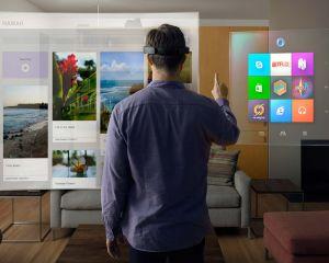 Hololens : vidéos de démonstration et Windows Holographics Platform