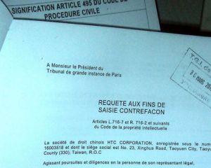 HTC France saisit les autorités contre le blog HTC-Hub