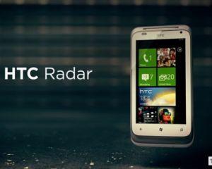 """La publicité """"Reveal"""" pour le HTC Radar"""