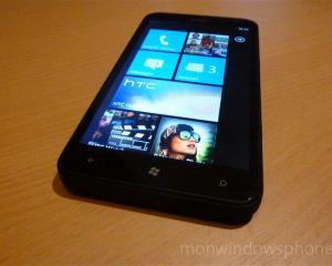 Une mise à jour firmware pour le HTC Titan disponible (après 7740)