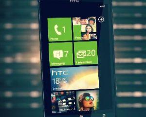 Une publicité pour le HTC Titan