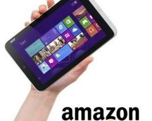 Apparition éclaire sur Amazon : L'Acer Iconia W3-810 s'officialise ?